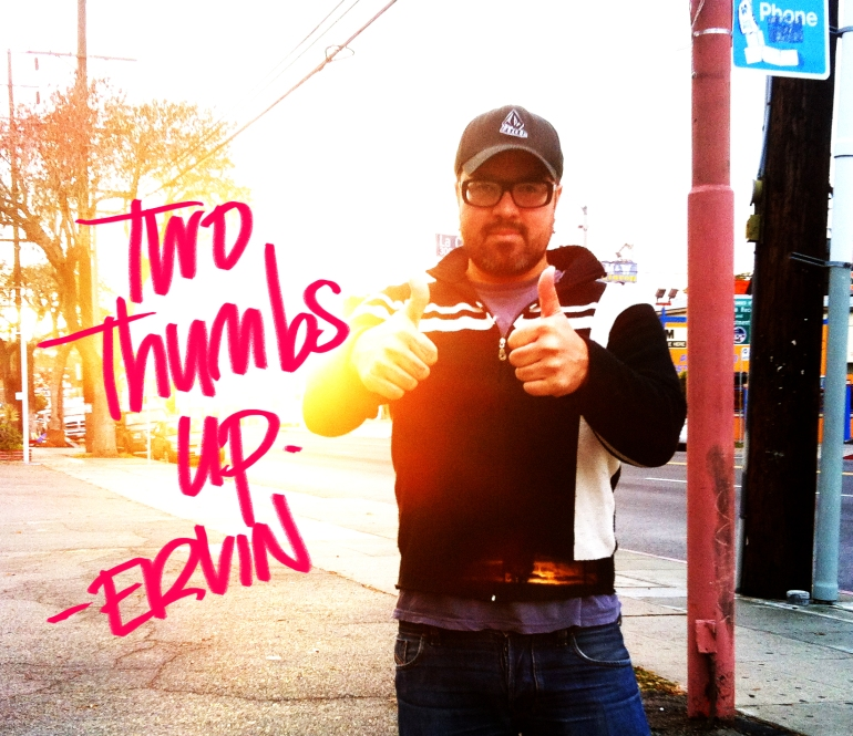 ervin-thumbs-up