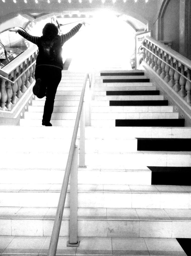 mom-piano-steps-hollywood-blvd