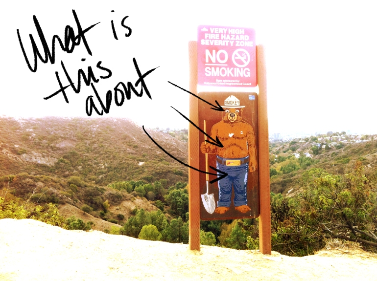 hollywood-sign-smokey-the-bear-03